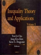 Inequality Theory and Applications, Vol. 5 (ISBN : 9781594548758)