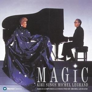 Kiri Te Kanawa, Michel Legrand / 매직 - 미셀 르그랑과 키리 테 카나와의 만남 (Magic - Kiri Sings Michel Legrand) (수입/9031732852)