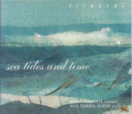 Sea Tides & Time [수입] *성악 ( soprano & piano )