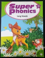 SUPER PHONICS. 3(LONG VOWELS)