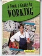 Steck-Vaughn Power Up!: Leveled Readers Grades 6 - 8 Teen's Guide to Working (paperback)