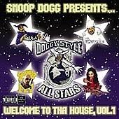 [미개봉] V.A / Snoop Dogg Presents... : Doggy Style Allstars - Welcome To Tha House, Vol.