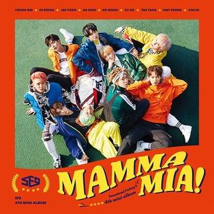 [미개봉] 에스에프나인 (SF9) / Mamma Mia! (4th Mini Album) (미개봉)
