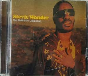 [일본반] Stevie Wonder - The Definitive Collection [2CD]