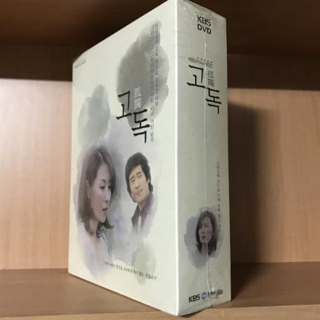 고독 [KBS 미니시리즈] [09년 7월 KBS 드라마 가격인하] 미개봉 새상품 입니다.