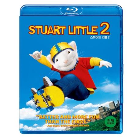 (블루레이) 스튜어트 리틀 2 (Stuart Little 2)