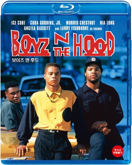 (블루레이) 보이즈 앤 후드 (Boyz N The Hood)