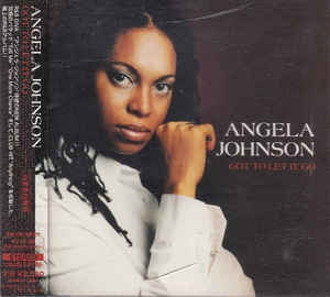 [일본반] Angela Johnson - Got To Let It Go [+1 Bonus Track]