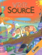 Write Source: Student Edition Softcover Grade 3