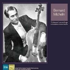 [미개봉] Bernard Michelin / 베르나 미슐랑 - 미공개 레코딩 (Bernard Michelin - Unreleased Recordings) (2CD/수입/미개봉/CDSMBA018