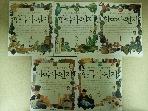 한국사 편지 세트 (정가 59,000원입니다)