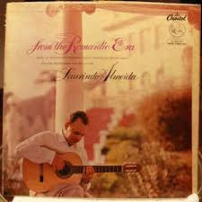 Laurindo Almeida : From The Romantic Era ///LP3
