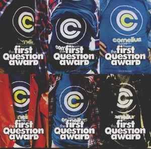 [일본반] Cornelius (코넬리우스) - The First Question Award