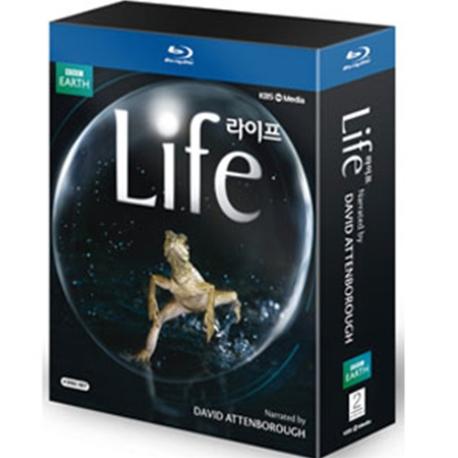 Life.생명의 대여정.DVD.미개봉