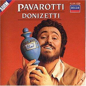 파바로티 - 도니제티 아리아 Pavarotti Donizetti