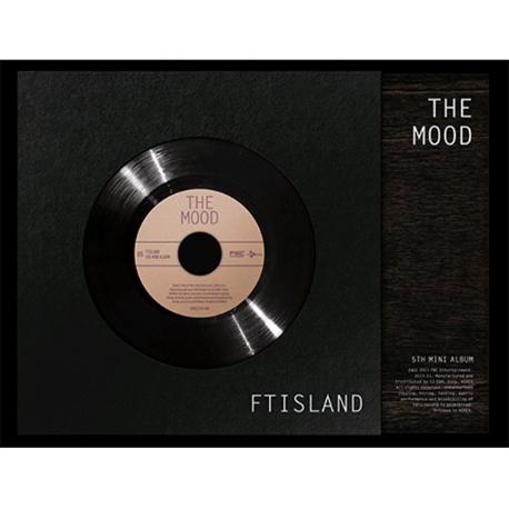 FT아일랜드 (FTISLAND) - The Mood (5th Mini Album)