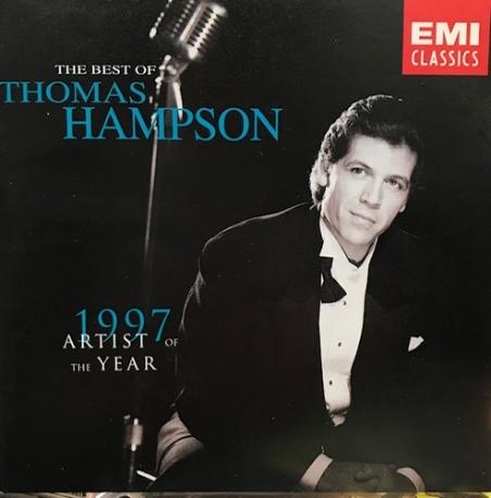 Thomas Hampson / The Best Of Thomas Hampson (EKCD0352)