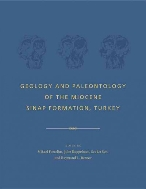 Geology and Paleontology of the Miocene Sinap Formation, Turkey  (ISBN : 9780231113588)