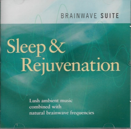 Sleep & Rejuvenation - Brainwave suite [수입] * 수면과 원기 회복