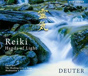 Deuter / Reiki(靈氣) - Hands Of Light (미개봉)