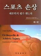 스포츠 손상 : 해부학적 평가 핸드북