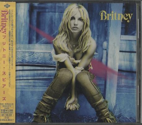 [일본반] Britney Spears - Britney