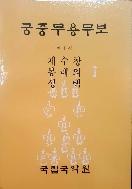 궁중무용무보 제4집 제수창·봉래의·성택 #