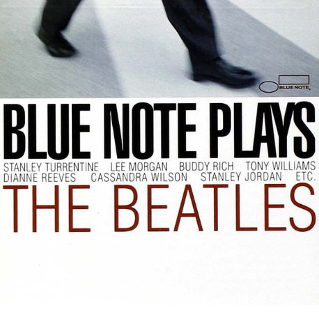 [일본반] V.A - Blue Note Plays The Beatles [+3 Bonus Track]