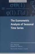 The Econometric Analysis of Seasonal Time Series (ISBN : 9780521562607)