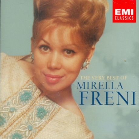 Mirella Freni / 베리 베스트 오브 미렐라 프레니 (2CD/EKC2D0704)