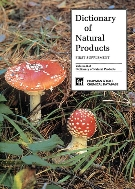 Dictionary of Natural Products, Vol. 8 : First Supplement (ISBN:9780412577802)