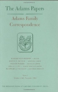 Adams Family Correspondence, Vol. 5 & 6 : October 1782 - December 1785   (ISBN : 9780674004061)