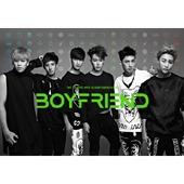 [미개봉] 보이프렌드 (Boy Friend) / Obsession (2nd Mini Album) (미개봉)