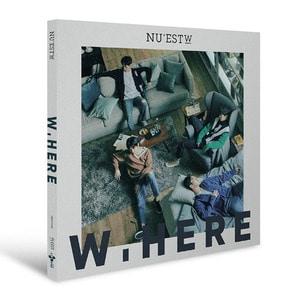 [미개봉] 뉴이스트 W (Nu'est W) / New Album (Still Life Ver./미개봉)