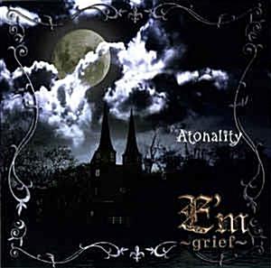 [일본반] E'm~grief~ - Atonality [CD+DVD][Limited Edition]