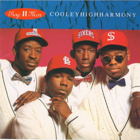 [일본반] Boyz II Men - Cooleyhighharmony