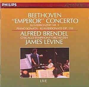 Piano Concerto No. 5 'Emperor', Piano Sonata No.31