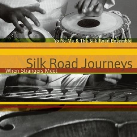 Yo-Yo Ma, Silk Road Ensemble / 실크로드 음악 여행 - 낯선 사람들이 만날 때 (CCK8099