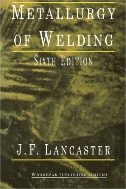Metallurgy of Welding, 6/ed (ISBN : 9781855734289)
