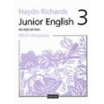Haydn Richards Junior English with answers   미사용 새제품