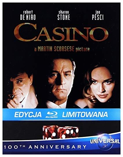 [블루레이] 카지노 (CASINO) 스틸북 한정판