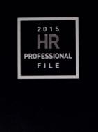 2015 HR Professional File