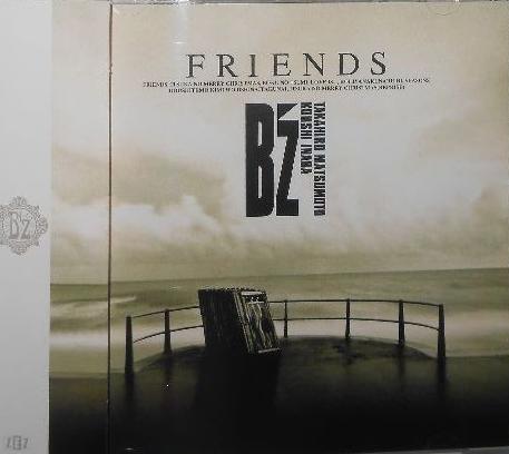 [일본반] B'z - Friends