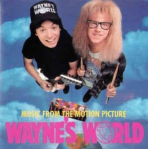 [수입] O.S.T. - Wayne's World