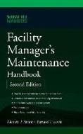 Facility Manager's Maintenance Handbook. 2판.양장