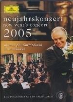 [DVD] Lorin Maazel / 2005년 신년음악회 (New Year's Concert 2005)(수입)