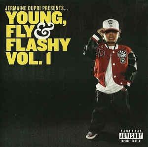 [수입] Jermaine Dupri - Young, Fly & Flashy Vol. 1 [+1 Bonus Track]