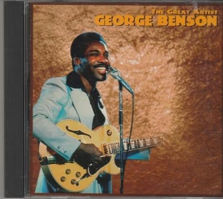 George Benson - The Great Artist George Benson