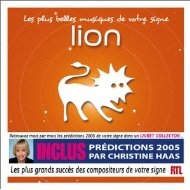 [미개봉 CD] Les Plus Belles musiques de votre signe : Lion