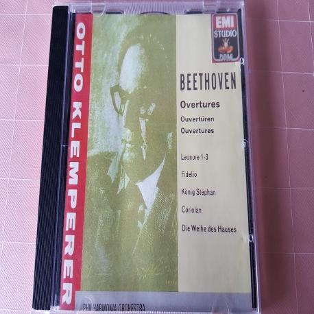 Beethoven - 서곡모음, 클렘페러